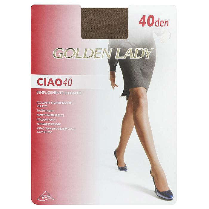 �������� ������� Ciao 40 - Golden Lady - Golden LadyCiao 40���������� ���������� �������� Golden Lady Ciao 40 � �������� �����.