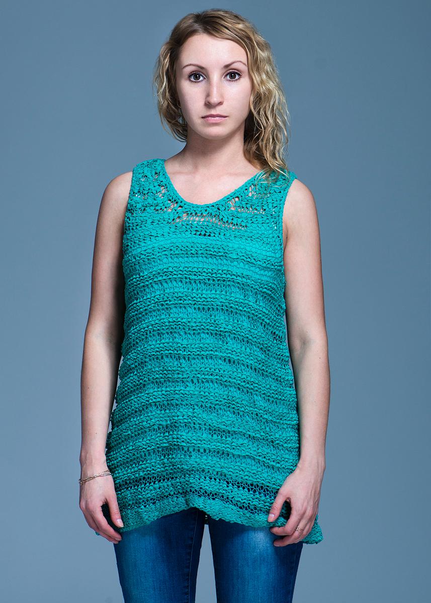 Твинсет женский Sweater Sleeveless84950900021Стильный женский твинсет Sweater Sleeveless Orange Ribbon, выполненный из высококачественного материала, будет отлично на вас смотреться. Модель полуоблегающего кроя представляет собой майку на тонких бретельках, поверх которого одевается майка, выполненная оригинальной вязкой. Классический покрой, лаконичный дизайн, безукоризненное качество. Идеальный вариант для тех, кто ценит комфорт и качество.
