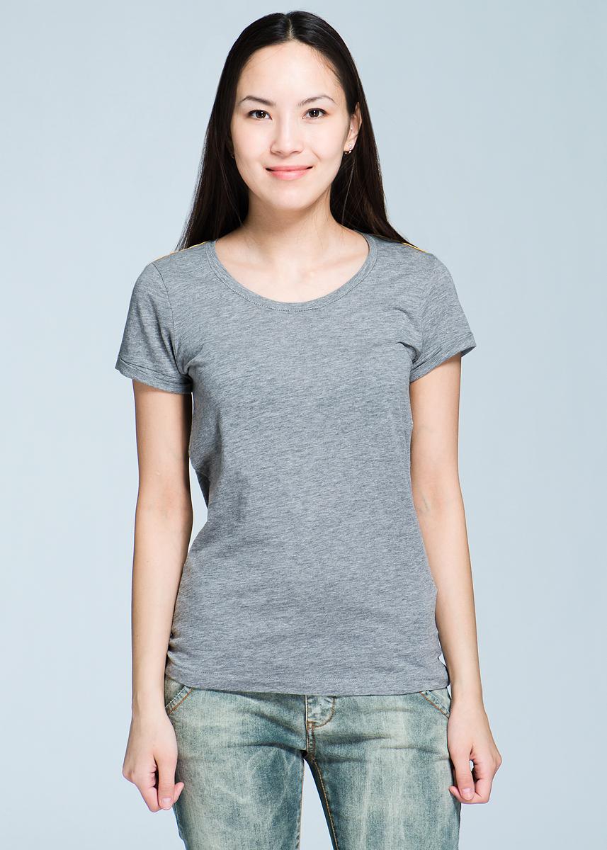 Футболка10096199Стильная женская футболка Vero Moda, выполненная из высококачественного материала, обладает высокой теплопроводностью, воздухопроницаемостью и гигроскопичностью, позволяет коже дышать, тем самым обеспечивая наибольший комфорт при носке. Футболка с короткими рукавами, круглым вырезом горловины будет отлично на вас смотреться. Модель оформлена по плечам оригинальными нашивками. Такая футболка будет дарить вам комфорт в течение всего дня и послужит замечательным дополнением к вашему гардеробу.