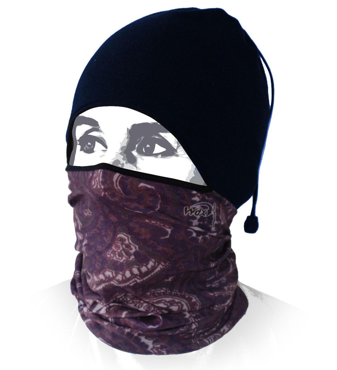 Бандана многофункциональная ArcticWind25380766Многофункциональный головной убор WdX ArcticWind - это очень современный предмет одежды, защитит вас от самого лютого мороза благодаря комбинации флиса и микрофибры. Его можно использовать как: шапку, бандану, маску, шарф, повязку, платок. Подходит для занятий бегом, походов, скалолазания, езды на велосипеде, сноуборда, катания на лыжах, мотоциклах, игры в хоккей, а так же для повседневного использования. Сочетание ткани и шапочки из флиса Pilhot гарантируют дополнительные тепло и комфорт, отведение влаги, быстрое высыхание, очень эластичны, принимают практически любую форму. Обладает антибактериальным эффектом.