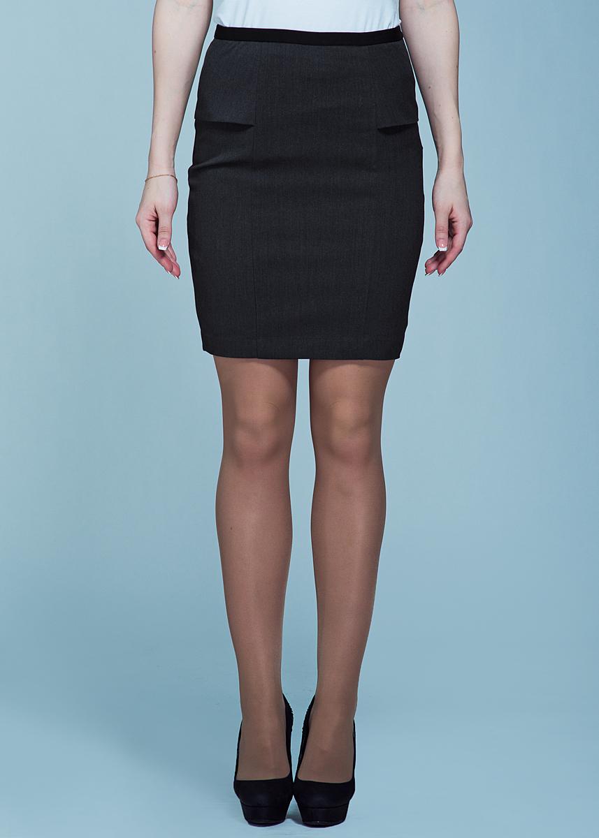 Юбка10096570Стильная юбка-футляр Vero Moda выполнена из качественного материала, очень мягкая на ощупь, не раздражают даже самую нежную и чувствительную кожу и хорошо вентилируются. Модель дополнена подкладочным материалом. Юбка сзади застегивается на потайную застежку-молнию и дополнительно небольшим металлическим крючком. Модель сзади дополнена шлицей. Эта модная и в тоже время комфортная юбка послужит отличным дополнением к вашему гардеробу. В ней вы всегда будете чувствовать себя уютно и комфортно.