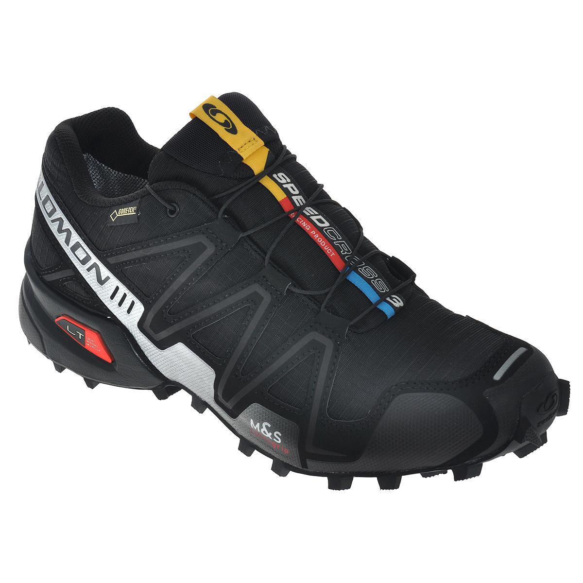 Кроссовки мужские для бега Speedcross 3 GTX. 356467