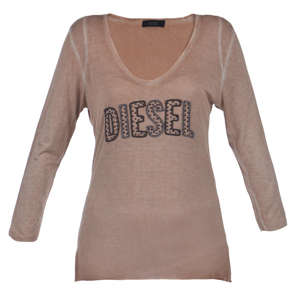 Diesel Лонгслив женский. I300S4LL. 00QXX