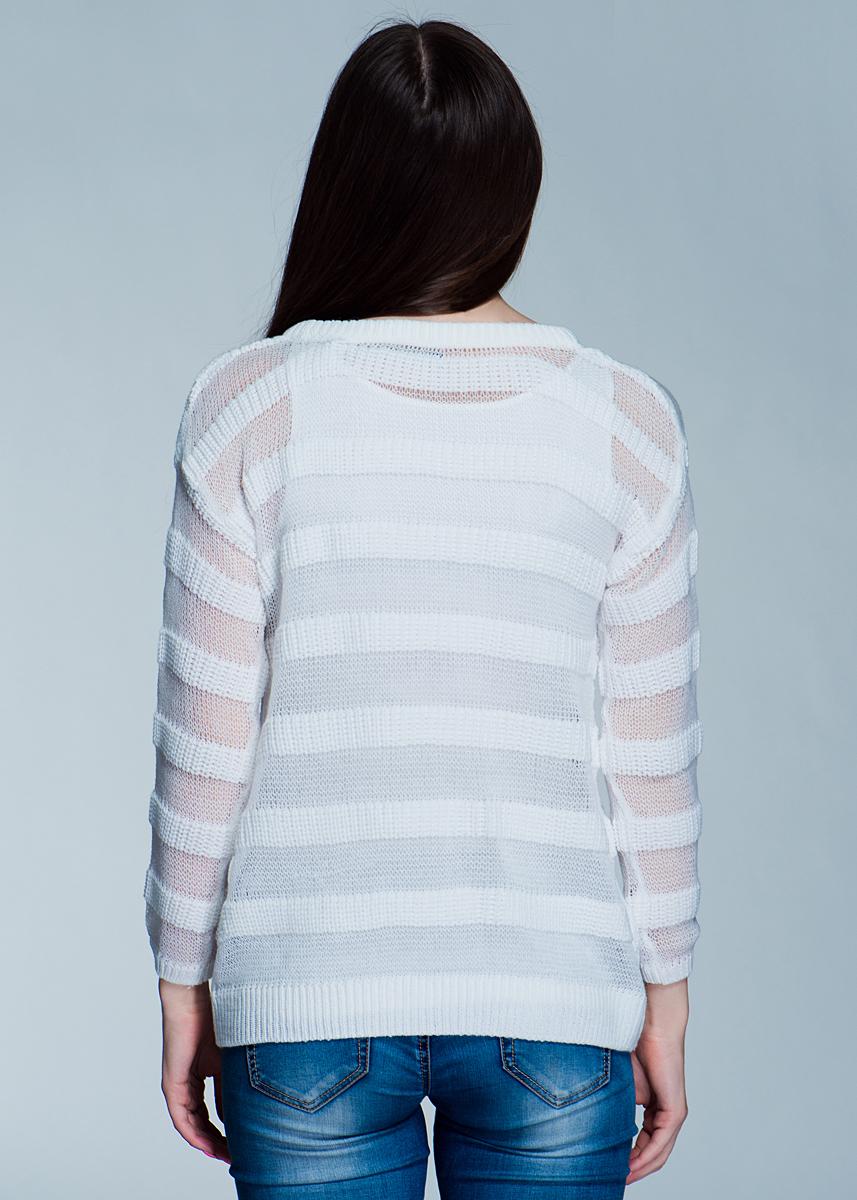 Белые Пуловеры С Доставкой