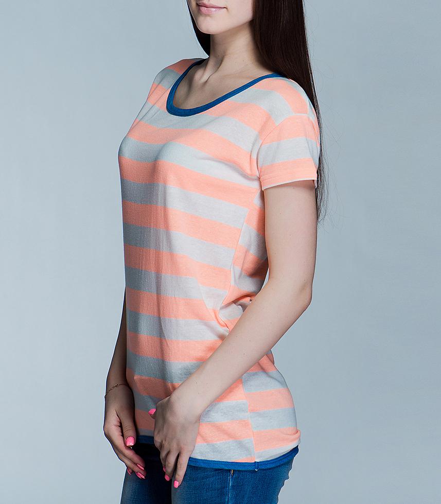 Футболка200724Стильная женская футболка Blend She, выполненная из высококачественного материала, покорит своим лаконичным дизайном. Модель удлиненного и свободного кроя с короткими рукавами, круглым вырезом горловины отлично будет на вас смотреться. Эта модная и в тоже время комфортная футболка послужит отличным дополнением к вашему гардеробу. В ней вы всегда будете чувствовать себя уютно и комфортно.