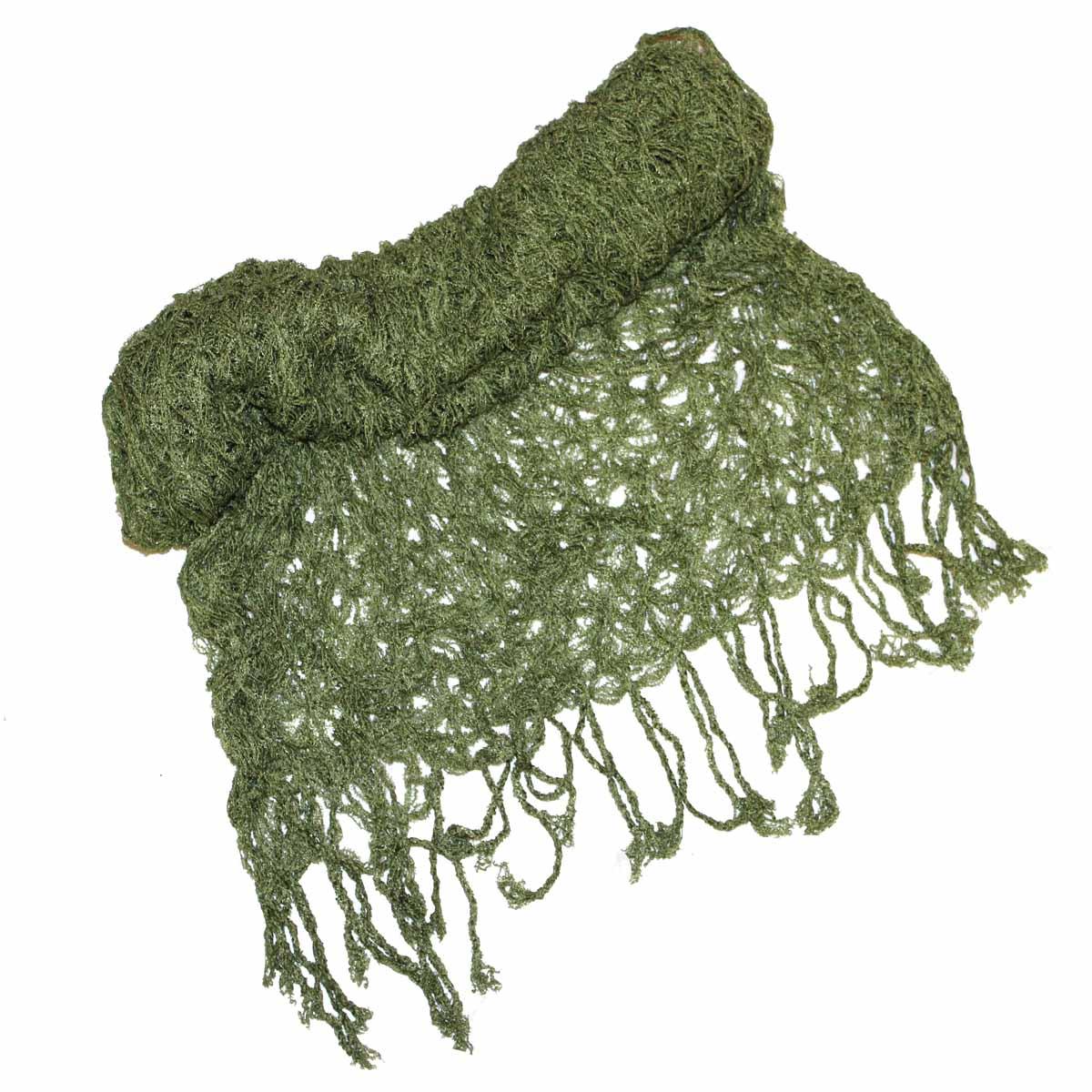 Шарф524110Элегантный шелковый шарф станет изысканным нарядным аксессуаром, который призван подчеркнуть индивидуальность и очарование женщины. Шарф по краям декорирован кистями. Этот модный аксессуар женского гардероба гармонично дополнит образ современной женщины, следящей за своим имиджем и стремящейся всегда оставаться стильной и элегантной. В этом шарфе вы всегда будете выглядеть женственной и привлекательной.