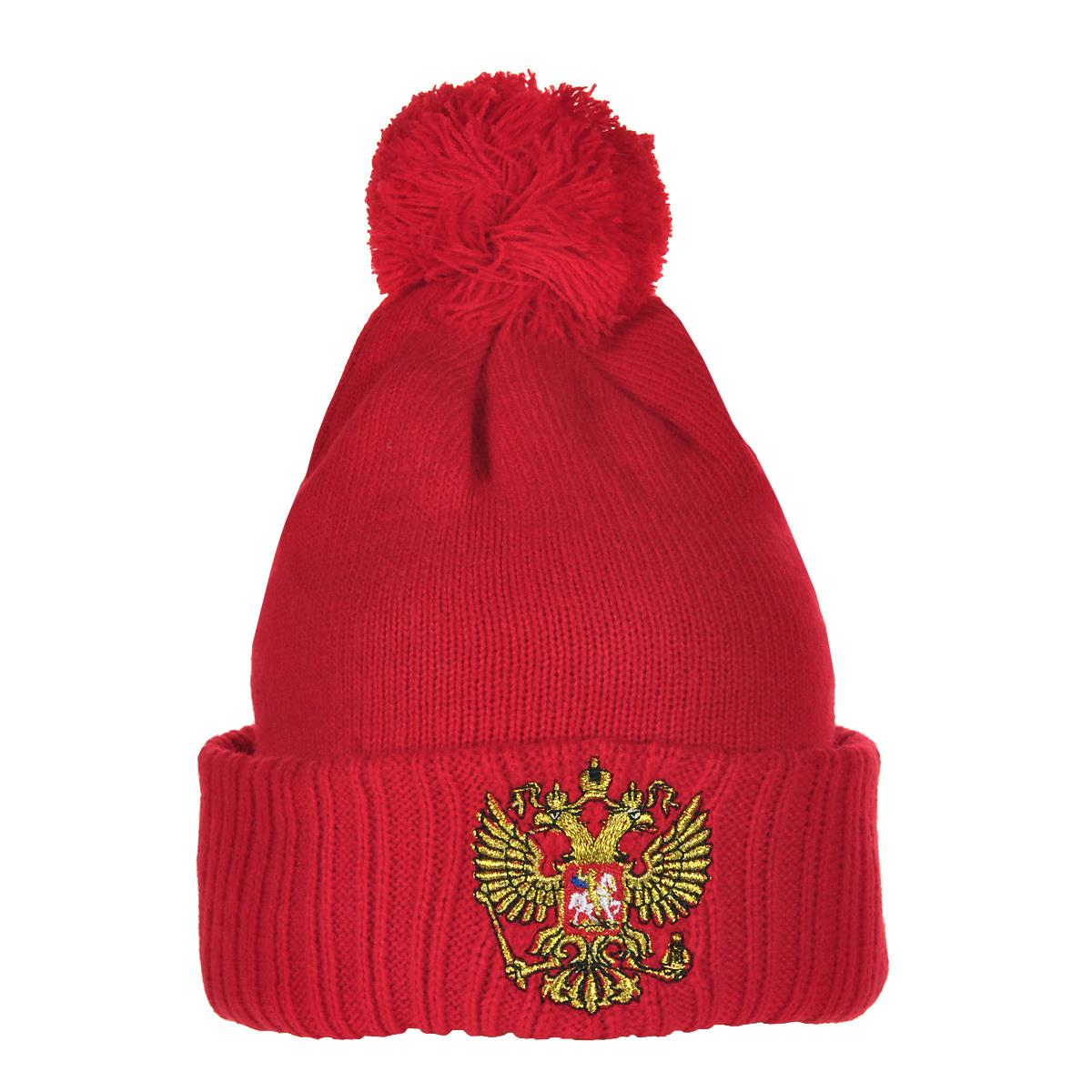 Россия Шапка с логотипом