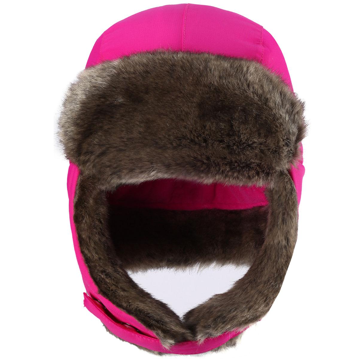 Шапка детская Alsafi. 518232A518232A_9990Комфортная зимняя детская шапка-ушанка Reimatec Alsafi идеально подойдет для прогулок в холодное время года. Шапочка изготовлена из водоотталкивающей и ветрозащитной ткани. Материал отличается высокой устойчивостью к трению, благодаря специальной обработке полиуретаном поверхность изделия отталкивает грязь и воду, что облегчает поддержание аккуратного вида шапки, дышащее покрытие с изнаночной части не раздражает даже самую нежную и чувствительную кожу ребенка, обеспечивая ему наибольший комфорт. Мягкая подкладка хорошо сохраняет тепло и обладает отличной гигроскопичностью (не впитывает влагу, но проводит ее). Ушки и козырек изготовлены из искусственного меха. На ушках имеется хлястик с кнопками, позволяющий зафиксировать шапку под подбородком. Козырек фиксируется при помощи липучки. Все швы проклеены для обеспечения водонепроницаемости. На затылке изделие дополнено светоотражающим элементом. Подходит для горнолыжного спорта. Средняя степень утепления. Идеально...