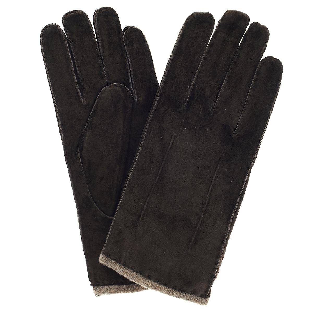 ПерчаткиSP16_FORK/BLСтильные мужские перчатки Dali Exclusive не только защитят ваши руки, но и станут великолепным украшением. Перчатки выполнены из чрезвычайно мягкой и приятной на ощупь натуральной замши, а их подкладка - из натуральной шерсти. Перчатки с внешней стороны оформлены декоративными стежками. Модель благодаря своему лаконичному исполнению прекрасно дополнит образ любого мужчины и сделает его более стильным, придав тонкую нотку брутальности. Создайте элегантный образ и подчеркните свою яркую индивидуальность новым аксессуаром!