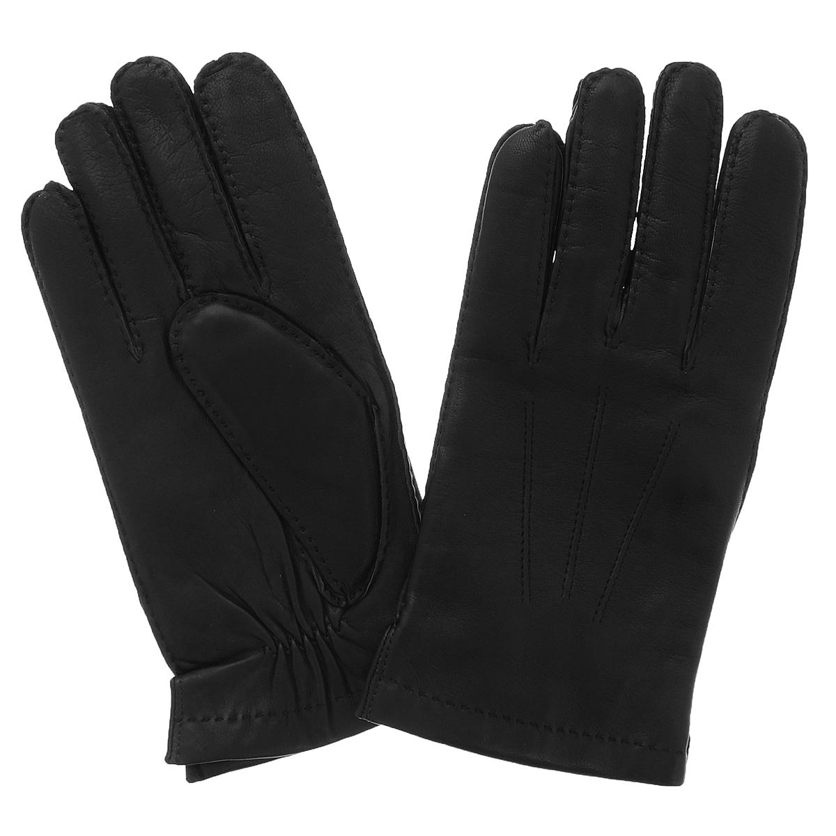 ПерчаткиK100-ATO/BL.BRСтильные мужские перчатки Michel Katana не только защитят ваши руки, но и станут великолепным украшением. Перчатки выполнены из чрезвычайно мягкой и приятной на ощупь натуральной кожи ягненка, а их подкладка - из шерсти. Перчатки оформлены декоративными стежками. Под большим пальцем предусмотрена сборка на резинку. Модель благодаря своему лаконичному исполнению прекрасно дополнит образ любого мужчины и сделает его более стильным, придав тонкую нотку брутальности. Создайте элегантный образ и подчеркните свою яркую индивидуальность новым аксессуаром!