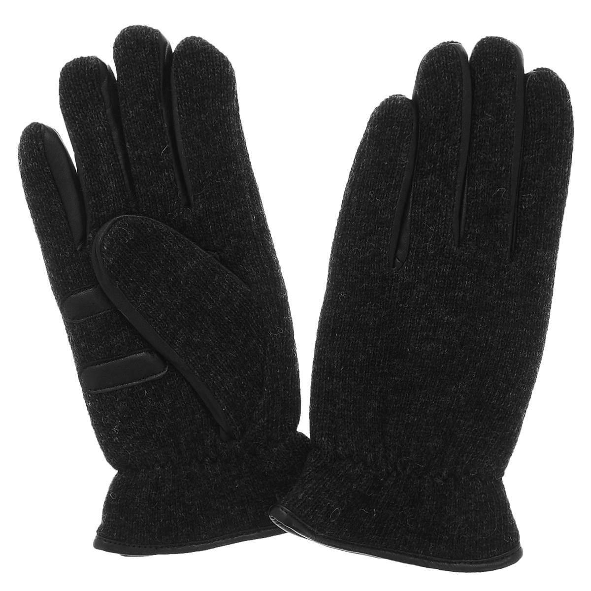 ПерчаткиK11-ARR/BLСтильные мужские перчатки Michel Katana не только защитят ваши руки, но и станут великолепным украшением. Перчатки выполнены из натуральной шерсти с отделкой из кожи ягненка, а их подкладка - из флиса. Манжеты собраны на резинку. Модель благодаря своему лаконичному исполнению прекрасно дополнит образ любого мужчины и сделает его более стильным, придав тонкую нотку брутальности. Создайте элегантный образ и подчеркните свою яркую индивидуальность новым аксессуаром!