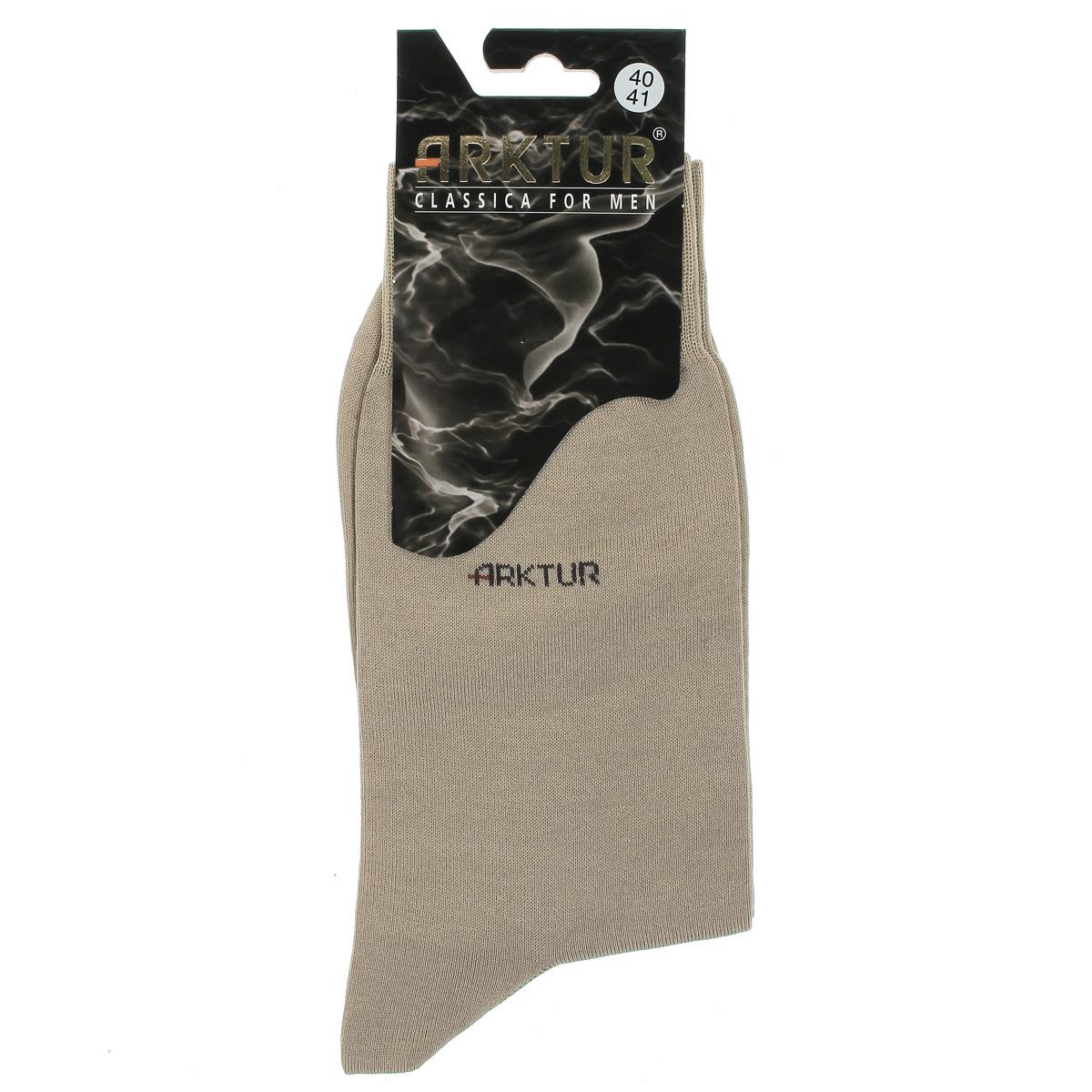 НоскиЛ150_23Мужские носки Arktur престижного класса. Носки превосходного качества из мерсеризованного хлопка отличаются гладкой текстурой и шелковистостью, что создает приятное ощущение нежности и прохлады. Эргономичная резинка пресс-контроль комфортно облегает ногу. Носки обладают повышенной прочностью, не подвержены усадке. Усиленная пятка и мысок. Удлиненный паголенок. Идеальное сочетание практичности, комфорта и элегантности!