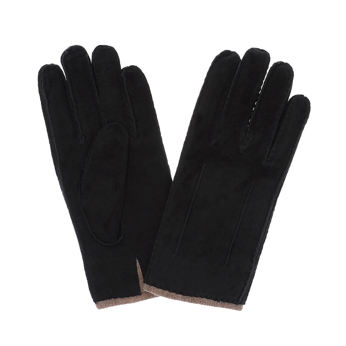SP16_FORK/BLСтильные мужские перчатки Dali Exclusive не только защитят ваши руки, но и станут великолепным украшением. Перчатки выполнены из чрезвычайно мягкой и приятной на ощупь натуральной замши, а их подкладка - из натуральной шерсти. Перчатки с внешней стороны оформлены декоративными стежками. Модель благодаря своему лаконичному исполнению прекрасно дополнит образ любого мужчины и сделает его более стильным, придав тонкую нотку брутальности. Создайте элегантный образ и подчеркните свою яркую индивидуальность новым аксессуаром!