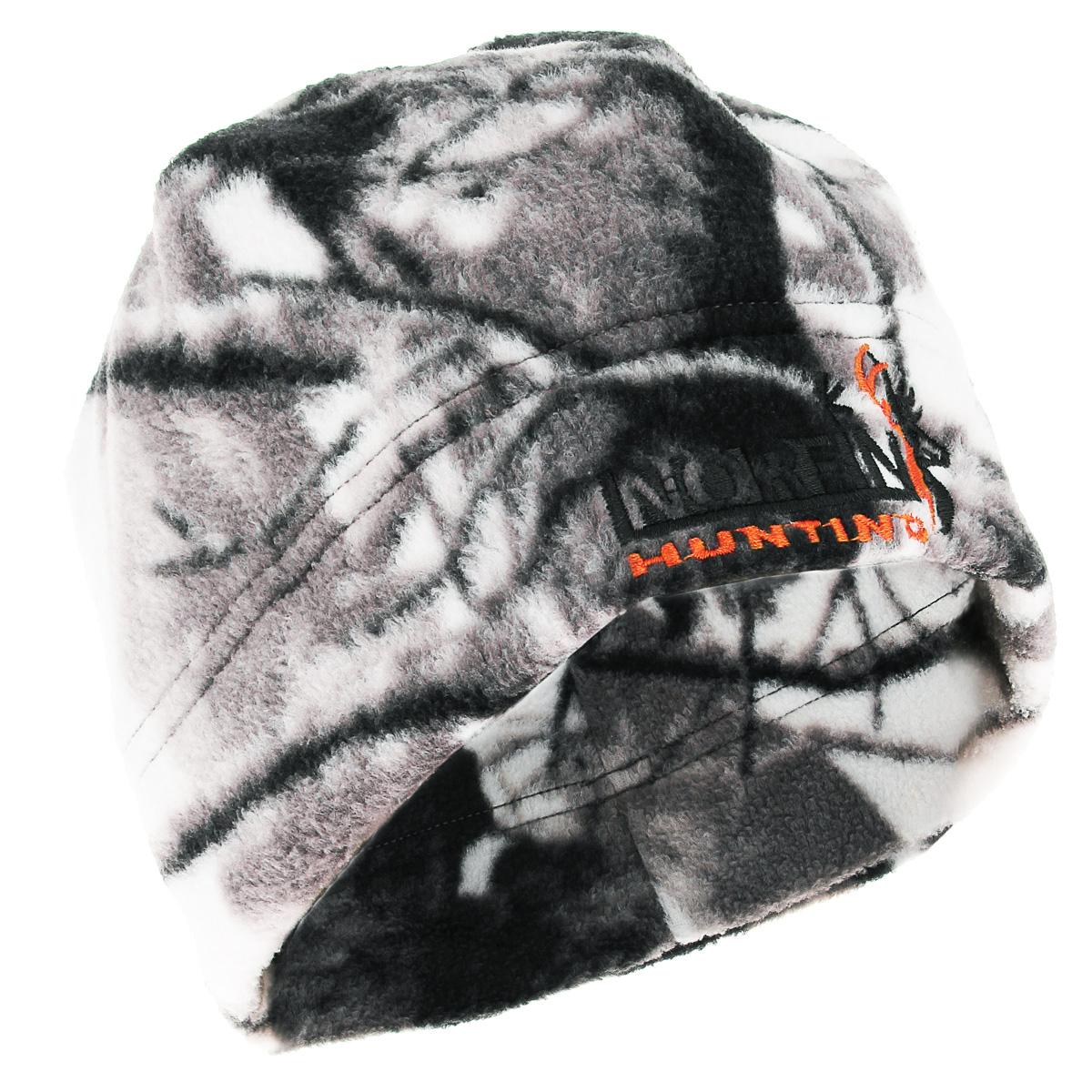 Шапка751-WТеплая шапка Norfin - отличная модель для холодной погоды. Это стильная и износостойкая шапка выполнена из флиса и оформлена вышитым логотипом бренда.