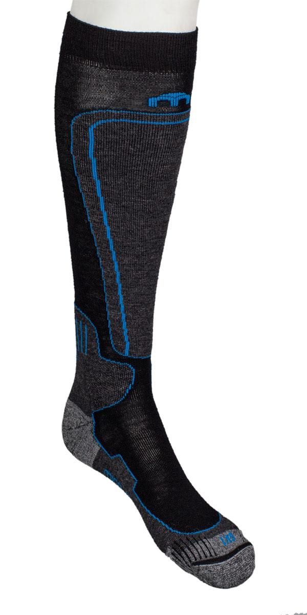 Термоноски114_220- Мериносовая шерсть предохраняет от холода и обладает природными бактериостатическими свойствами. - Высокотехнологичные нити полиамида обеспечивают быстрое отведение влаги от ноги. - Лайкра повышает эластичность носка и сохраняет форму. - В область носка и пятки добавлены особо прочные нити кордура которые повышают износостойкость носка. - Плоские швы не натирают ногу при длительном использовании. - Дополнительная защита голени и в области голеностопного сустава. - Дополнительные эластичные вставки в области голеностопа и в области стопы. - Мягкая резинка по верху носка не сжимает ногу и не дает ощущения сдавливания при длительном использовании. - Специальное плетение в области стопы фиксирует ногу при занятиях спортом и ходьбе и не дает скользить стопе вперед. - Система: Левый-Правый обеспечивает идеальную посадку на стопе без складок и загибов. Итальянская компания MICO один из ведущих производителей носков и термобелья на...