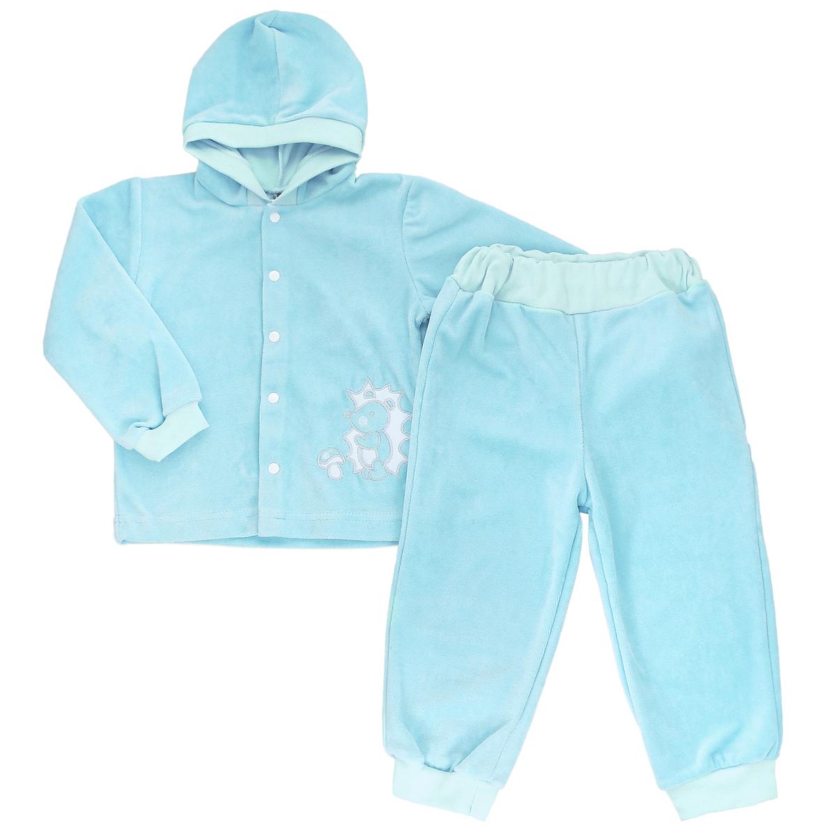 КотМарКот Комплект детский: кофточка, штанишки. 270