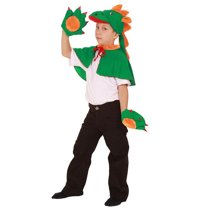 Вестифика Карнавальный костюм для мальчика Дракон. 103 013