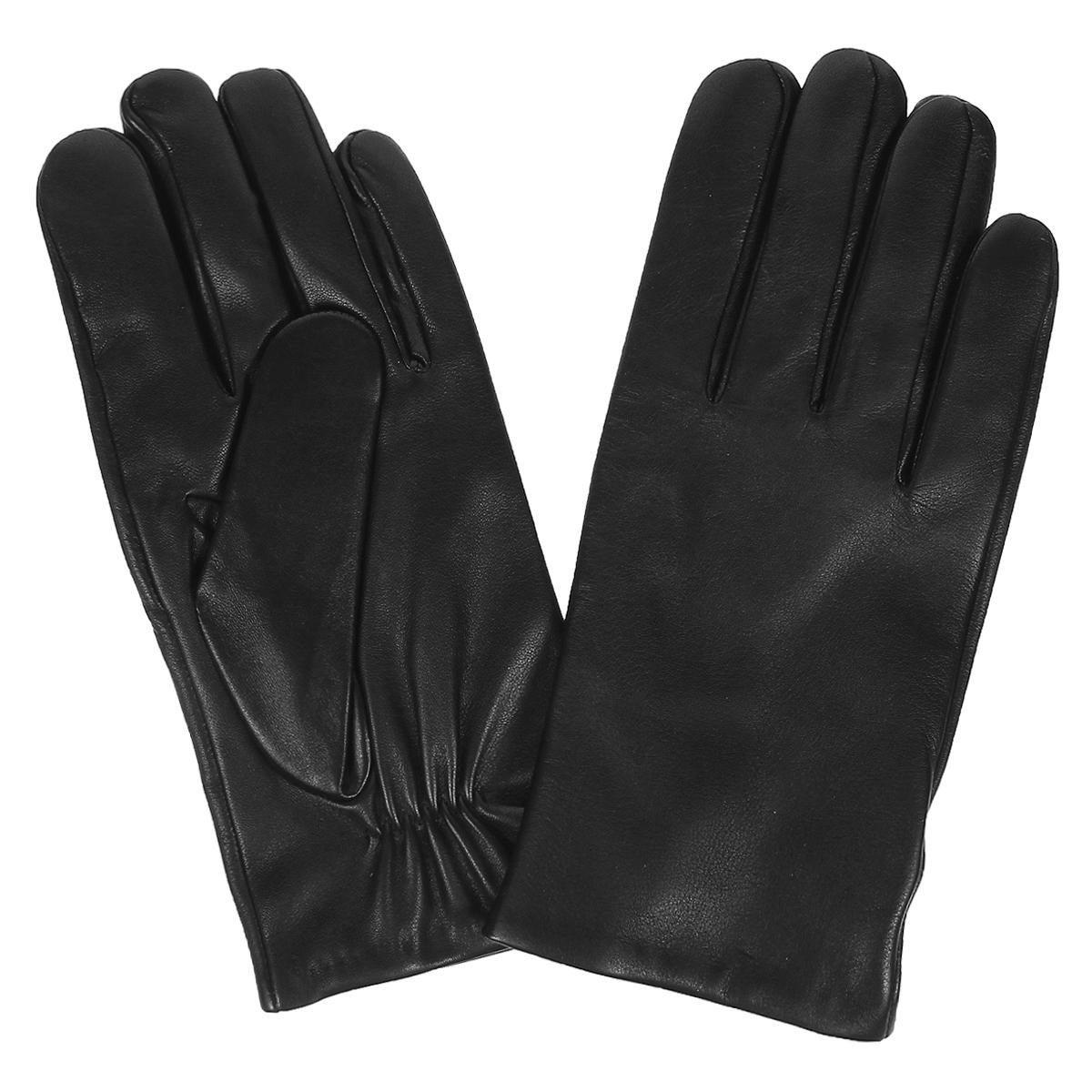 Перчатки мужские. W505W505/10Стильные мужские перчатки Baggini не только защитят ваши руки от холода, но и станут великолепным украшением. Перчатки выполнены из чрезвычайно мягкой и приятной на ощупь натуральной кожи на шерстяной подкладке. С тыльной стороны в области запястья перчатки присборены на тонкие эластичные резиночки. В настоящее время перчатки являются неотъемлемой принадлежностью одежды. Перчатки станут завершающим и подчеркивающим элементом вашего стиля и неповторимости.