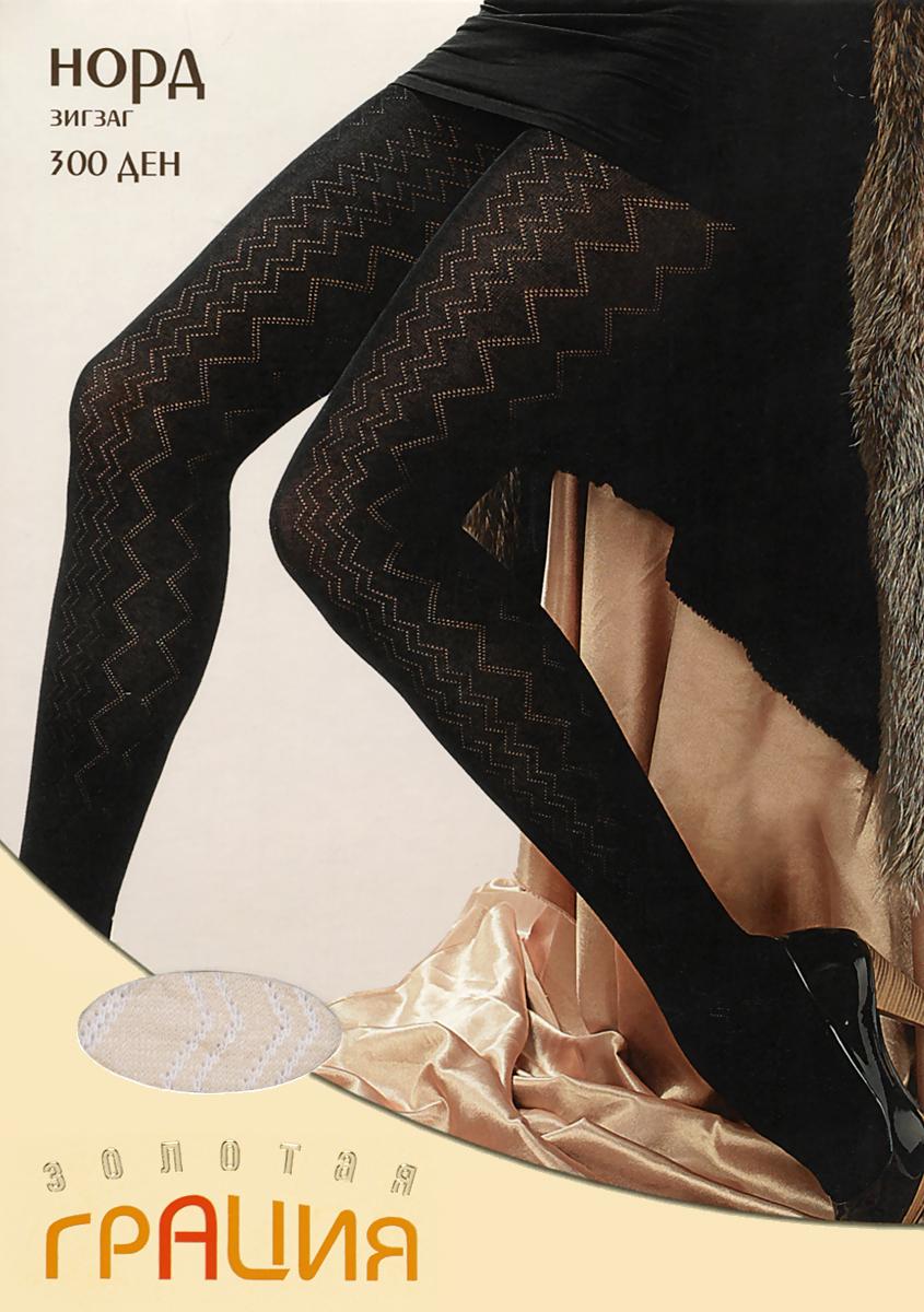Колготки Норд Зигзаг 300Норд Зигзаг 300_моккоОчень теплые фантазийные колготки из хлопка с мультифиброй с оригинальным рисунком. Комфортные, эластичные, с плоскими швами и хлопковой ластовицей. Плотность: 300 den.