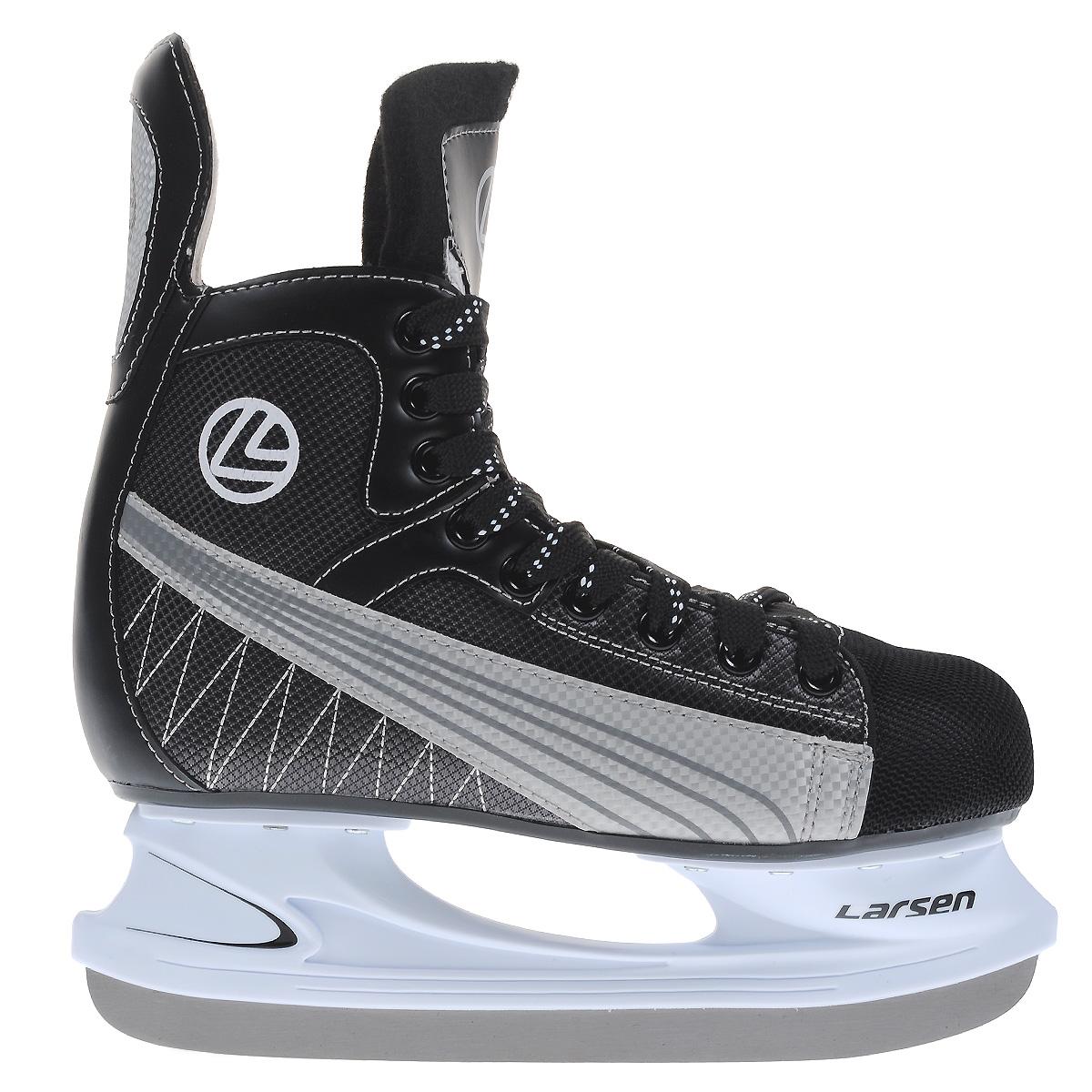 Larsen Коньки хоккейные Tornado