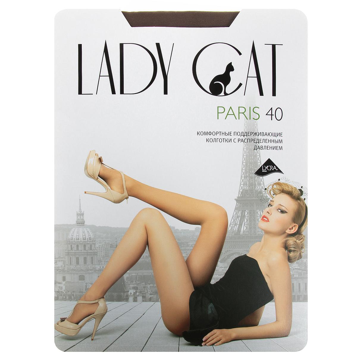 Колготки Paris 40Paris 40_Beige NatureleКомфортные и прочные шелковистые колготки Грация Lady Cat Paris 40 с легким поддерживающим эффектом и распределенным давлением по ноге. Усиленный верх и уплотненный мысок обеспечивают дополнительную прочность, а ластовица и плоские швы создают дополнительный комфорт. 40 den. В коллекциях колготок Грация представлены модели, которые станут удачным дополнением к гардеробу любой женщины. Модели с заниженной и классической линией талии, совсем тоненькие с эффектом прохлады для жарких дней и утепленные с добавлением шерсти. Любая модница знает, что особое внимание при выборе одежки для своих ножек следует уделять фактуре изделия. В коллекции колготок Грация вы найдете и шелковистые колготки с добавлением лайкры, которые окутают ваши ножки легким мерцанием, и более строгие матовые модели. Но главная особенность колготок Грация - их практичность: они устойчивы к появлению затяжек и очень прочны. В особенно уязвимых зонах многие модели специально уплотнены, что...