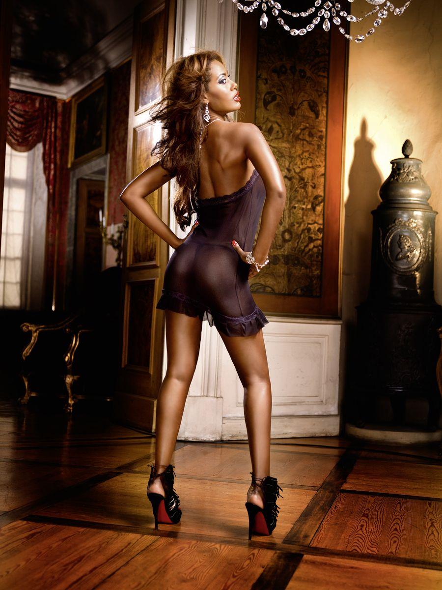 Baci Lingerie Коммбинация женская Devil. BL420
