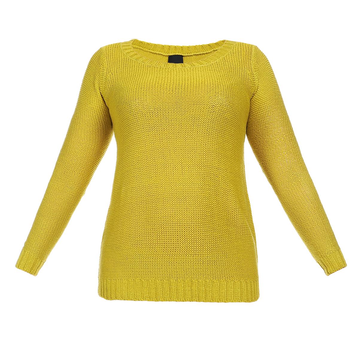 Пуловер Из Акрила