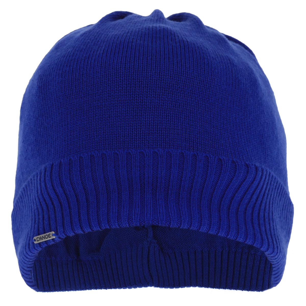 Шапка3446201Женская вязаная шапка Canoe Deb - полушерстяная удлиненная шапочка с отворотом, которая отлично дополнит ваш образ в холодную погоду. Сочетание различных материалов максимально сохраняет тепло и обеспечивает удобную посадку. Сзади модель присборена на эластичную резинку, что придает изделию оригинальность. Шапочка оформлена небольшим декоративным элементом в виде металлической пластины с названием бренда. Такая шапка составит идеальный комплект с модной верхней одеждой, в ней вам будет уютно и тепло! Изделие проходит предварительную стирку и последующую обработку специальными составами и паром для улучшения износоустойчивости, комфорта и приятных тактильных ощущений. Структура шерсти после обработок по новейшим технологиям приобретает легкость, мягкость, морозоустойчивость, становится пушистой, не продуваемой. Изделие долго сохраняет заданную форму.
