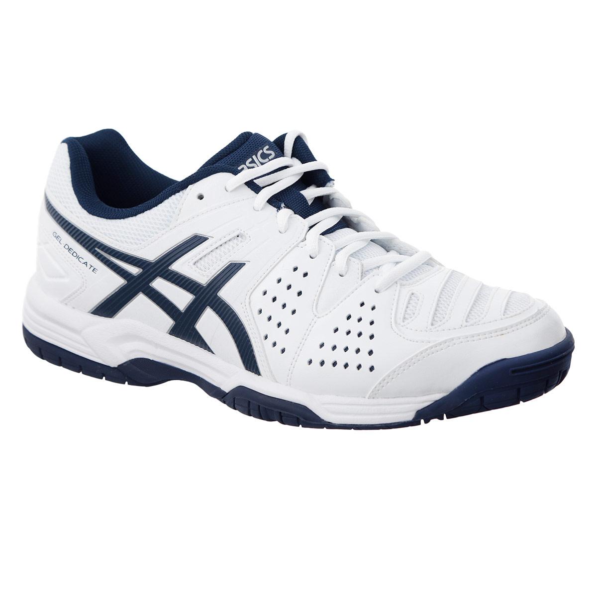 Кроссовки мужские для тенниса Asics Gel-Dedicate 4. E507Y-0150