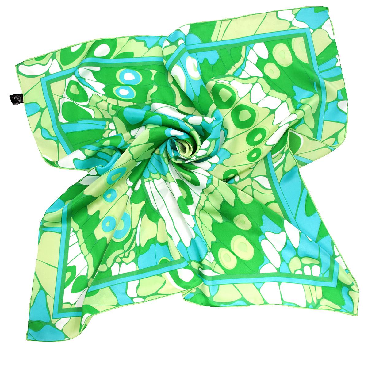 Платок1801629-1 ПлатокОчаровательный платок Venera подчеркнет ваш неповторимый образ. Изделие выполнено из натурального шелка и оформлено ярким орнаментом. Края платка обработаны вручную. Этот модный аксессуар женского гардероба гармонично дополнит образ современной женщины, следящей за своим имиджем и стремящейся всегда оставаться стильной и элегантной.