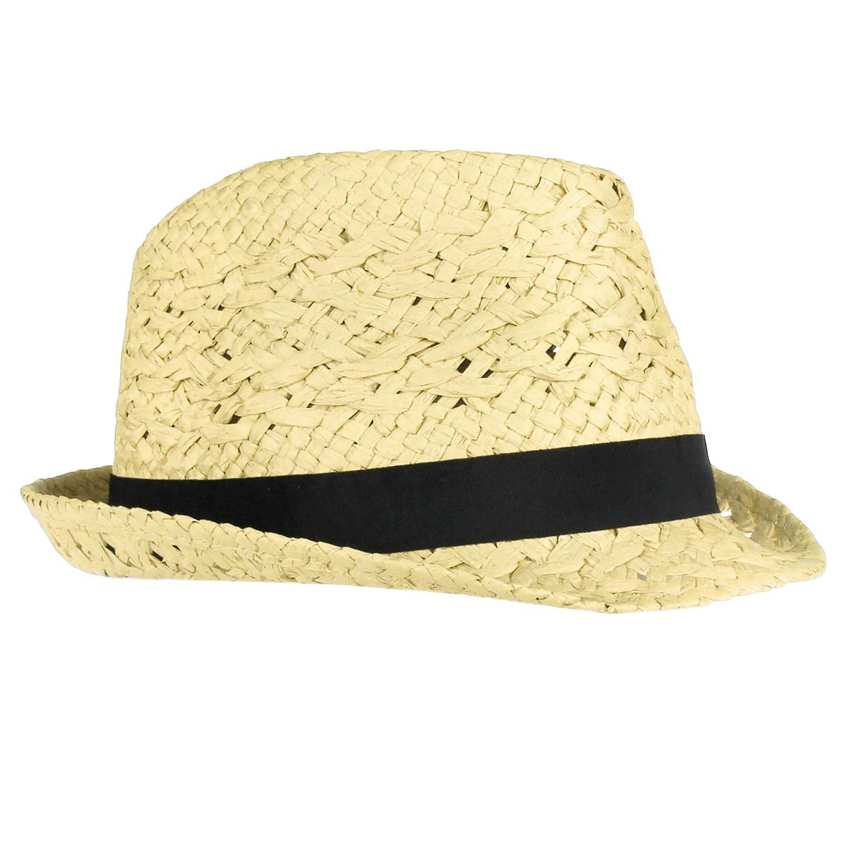 Шляпа унисекс Casa1961080Стильная летняя шляпа Canoe Casa, выполненная из искусственной соломы, станет незаменимым аксессуаром для пляжа и отдыха на природе, и обеспечит надежную защиту головы от солнца. Шляпа оформлена декоративной лентой и украшена металлическим фирменным значком. Плетение шляпы обеспечивает необходимую вентиляцию и комфорт даже в самый знойный день. Шляпа легко восстанавливает свою форму после сжатия. Такая шляпа подчеркнет вашу неповторимость и дополнит ваш повседневный образ.