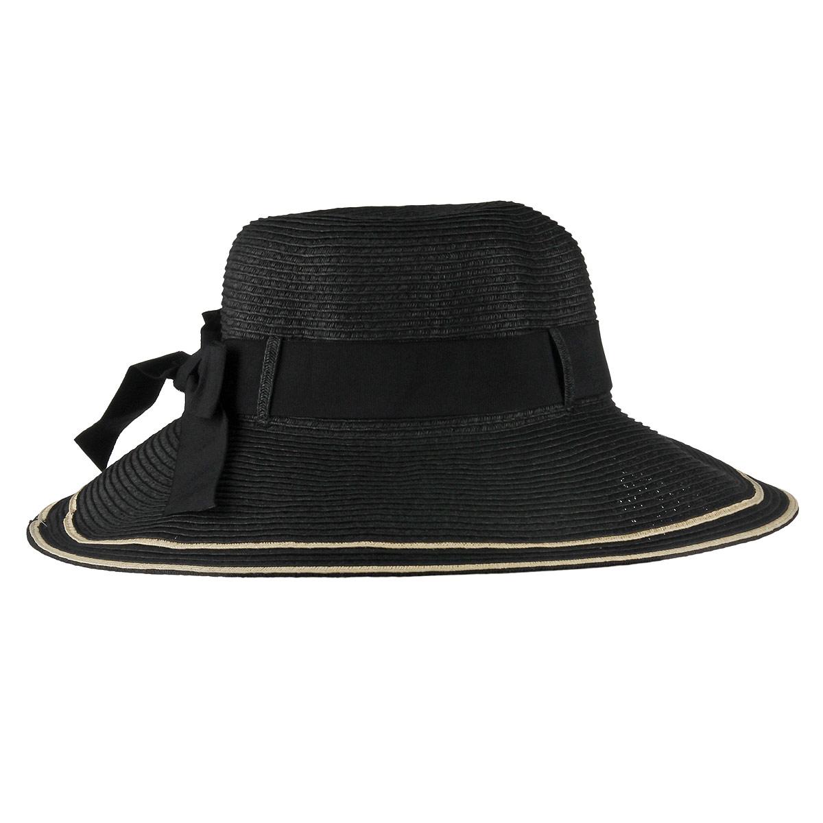 1966191Очаровательная женская шляпа Canoe Chic, выполненная из искусственной соломы и прочного полиэстера, станет незаменимым аксессуаром для пляжа и отдыха на природе. Широкие поля шляпы обеспечат надежную защиту от солнечных лучей. Шляпа оформлена декоративной лентой с бантом. Плетение шляпы обеспечивает необходимую вентиляцию и комфорт даже в самый знойный день. Шляпа легко восстанавливает свою форму после сжатия. Стильная шляпа с элегантными волнистыми полями подчеркнет вашу неповторимость и дополнит ваш повседневный образ.