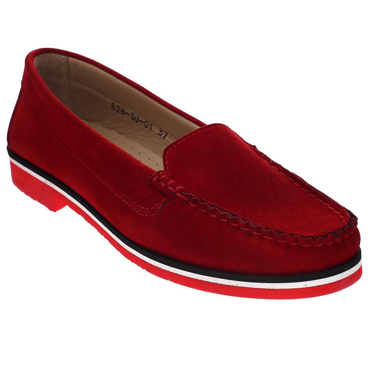 Туфли женские. 828-30-0828-30-01Оригинальные женские туфли от Dino Ricci покорят вас своим дизайном и удобством! Модель выполнена из натурального велюра и декорирована отворотами по канту. Мыс оформлен внешним декоративным швом. Подъем дополнен небольшими вырезами. Мягкая стелька из натуральной кожи дополнена перфорацией, позволяющей вашим ногам дышать. Невысокий каблук и подошва обеспечивают отличное сцепление с любыми поверхностями. В таких модных туфлях вашим ногам будет комфортно и уютно!