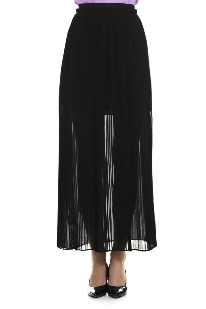 Юбка. B475024B475024 BLACKМодная юбка-плиссе Baon, изготовленная из полупрозрачного материала с подкладкой, приятная на ощупь, не раздражает кожу и хорошо вентилируется. Модель макси длины на широком поясе с эластичной резинкой. Эффектная юбка позволит вам создать неповторимый женственный образ. В таком наряде вы, безусловно, привлечете восхищенные взгляды окружающих.
