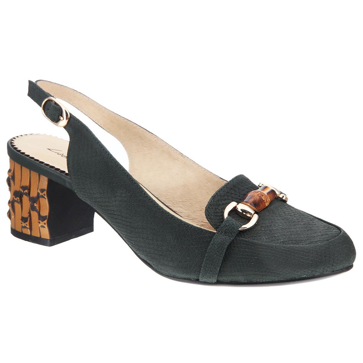 Туфли женские. 6021-19-26021-19-2Женские туфли на каблуке от Lisette, стилизованные под лоферы, прекрасно подчеркнут ваш стиль. Верх модели выполнен из натуральной кожи и оформлен тиснением под рептилию, а также декоративным элементом. Внутренняя часть и стелька из натуральной кожи гарантируют комфорт и удобство при ходьбе. Устойчивый широкий каблук оформлен декоративной отделкой. Подошва выполнена из прочной резины с противоскользящим рифлением. Такие туфли станут прекрасным дополнением вашего гардероба. Они сделают вас ярче и подчеркнут вашу индивидуальность!