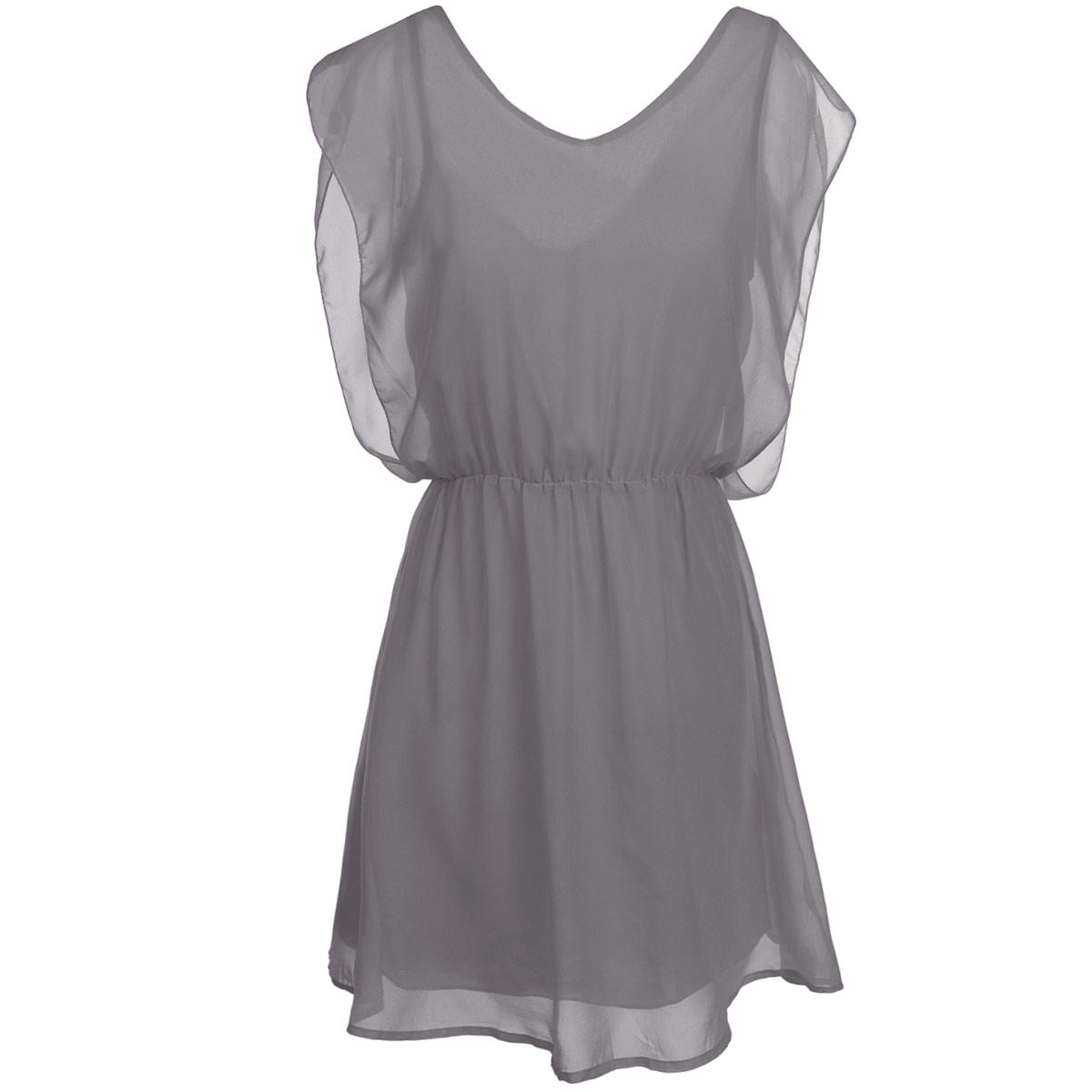 Платье. 1015183610151836 300Модное летнее платье Broadway, выполненное из высококачественного материала, - прекрасный вариант для женщин, желающих подчеркнуть свою индивидуальность и хороший вкус. Платье выполнено из полупрозрачного полиэстера с подкладкой. Модель приталенного силуэта на широких лямках и с V-образным вырезом горловины. На спинке платье застегивается на пуговку. Линию талии подчеркивает эластичная резинка. Лаконичный дизайн и совершенство стиля подчеркнут вашу индивидуальность.