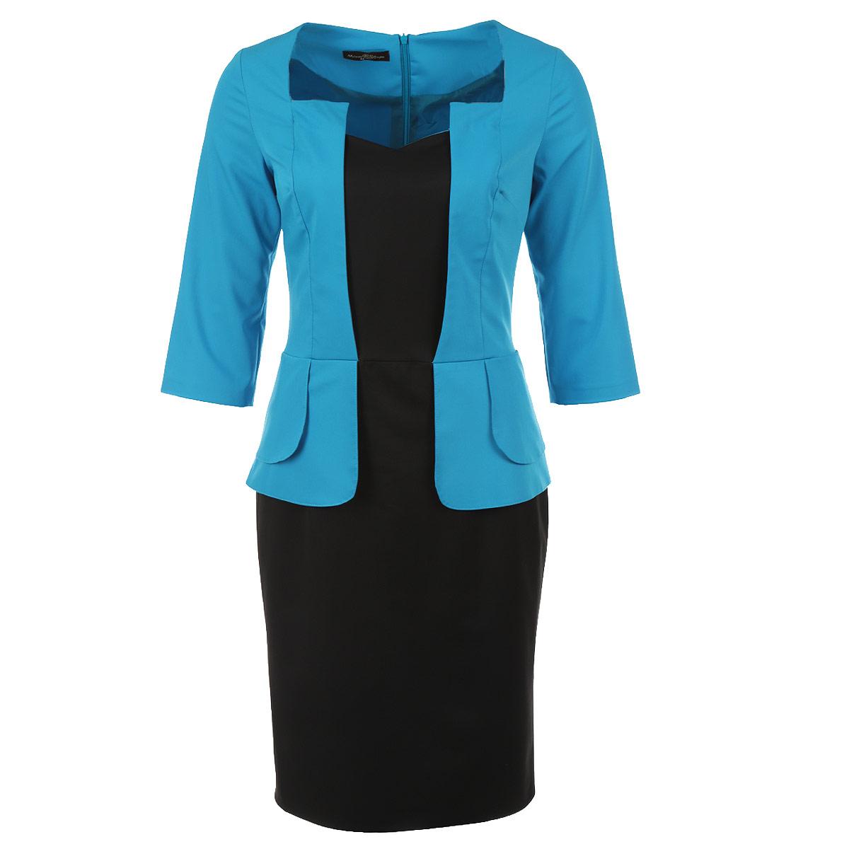 Milana Style Платье. 4143