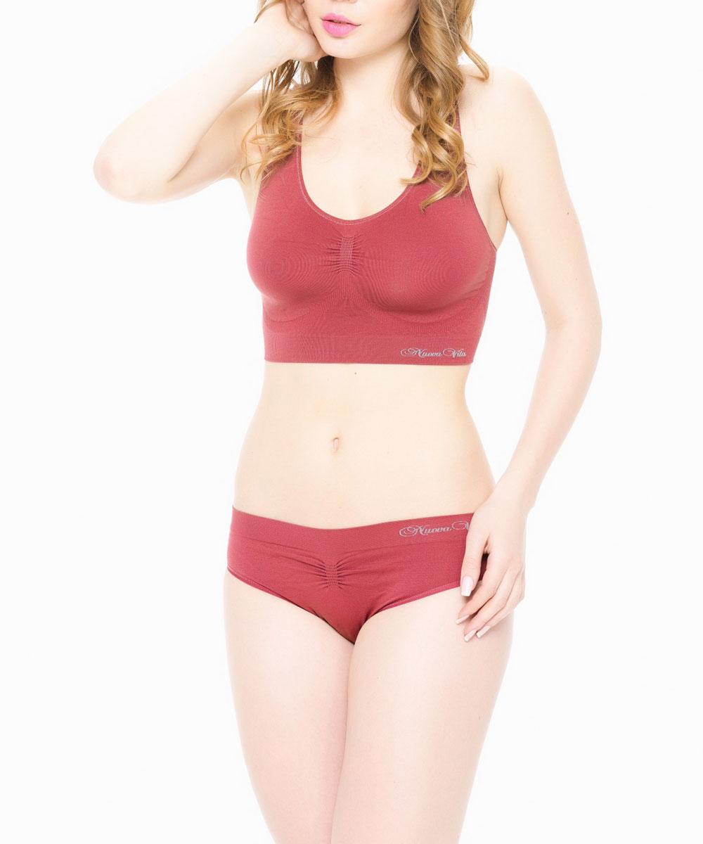 15470Бесшовная майка-топ для беременных Nuova Vita благодаря особой вязке разной плотности эффективно поддерживает грудь и создает максимальный комфорт на протяжении всей беременности. Бесшовная технология создает непревзойденное ощущение комфорта во время ношения. Мягкие нити микрофибры предотвращают раздражение кожи в чувствительных местах. Эластичная ткань белья идеально адаптируется к изменяющимся размерам груди, сохраняя свою форму и функцию. Грудь нежно поддерживается встроенными бесшовными элементами топа. Прекрасно подходит для занятий йоги, спорта во время и после беременности. Майка-топ выполнена по NANOtechnology из шелковисто-мягкой микрофибры, которая обеспечивает максимальный комфорт в течение всего дня. Ткань дышащая, влагоабсорбирующая (Quick-drying) и имеет антибактериальную защиту благодаря технологиям Silver+.