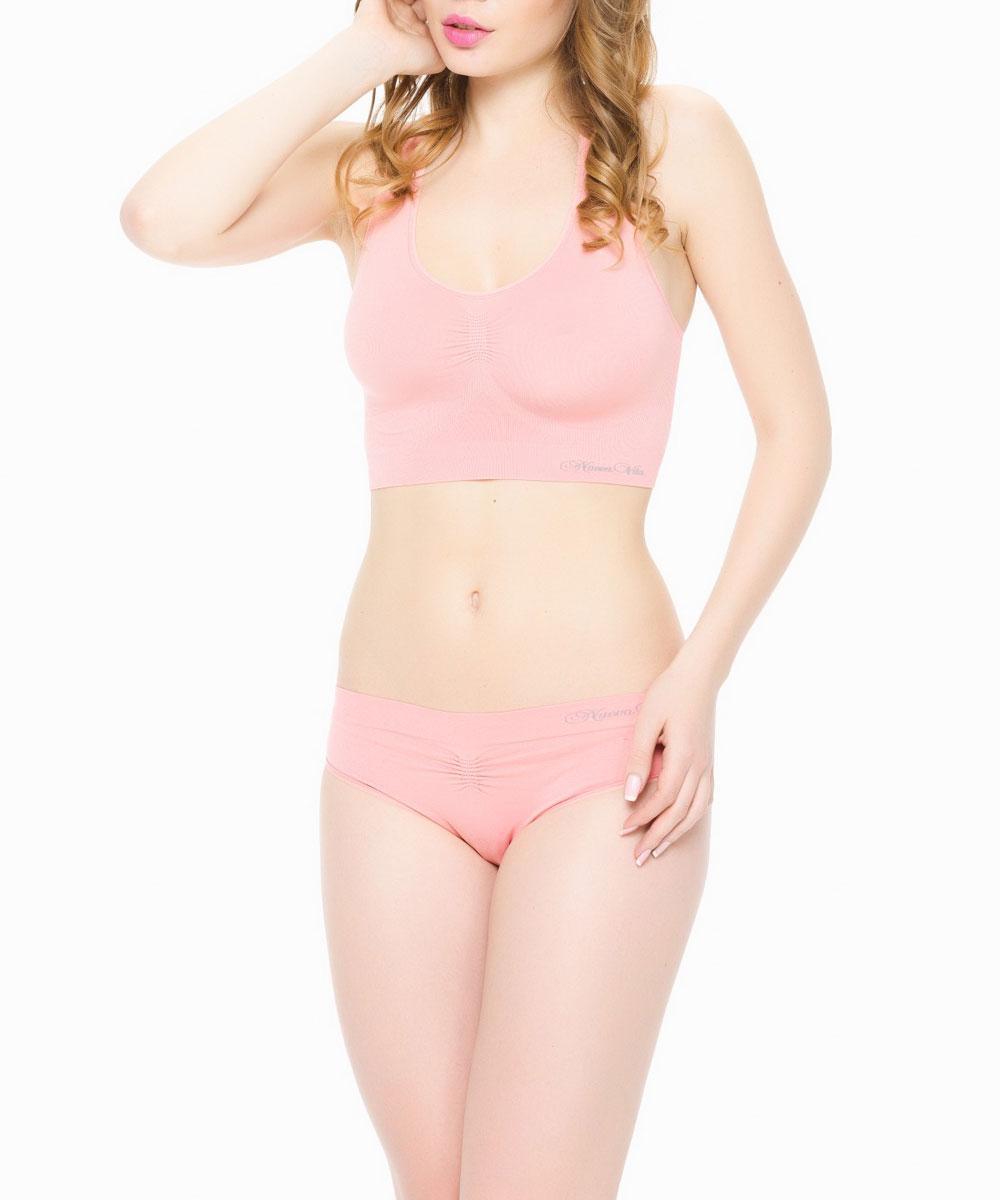 Майка15470Бесшовная майка-топ для беременных Nuova Vita благодаря особой вязке разной плотности эффективно поддерживает грудь и создает максимальный комфорт на протяжении всей беременности. Бесшовная технология создает непревзойденное ощущение комфорта во время ношения. Мягкие нити микрофибры предотвращают раздражение кожи в чувствительных местах. Эластичная ткань белья идеально адаптируется к изменяющимся размерам груди, сохраняя свою форму и функцию. Грудь нежно поддерживается встроенными бесшовными элементами топа. Прекрасно подходит для занятий йоги, спорта во время и после беременности. Майка-топ выполнена по NANOtechnology из шелковисто-мягкой микрофибры, которая обеспечивает максимальный комфорт в течение всего дня. Ткань дышащая, влагоабсорбирующая (Quick-drying) и имеет антибактериальную защиту благодаря технологиям Silver+.