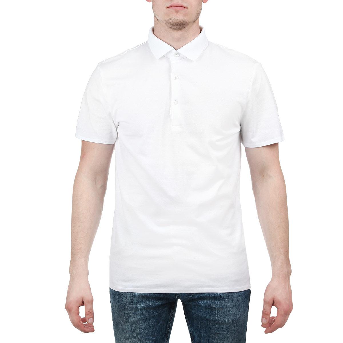 Футболка-поло мужская. 1530590.00.151530590.00.15Стильная мужская футболка-поло Tom Tailor, выполненная из высококачественного материала, обладает высокой теплопроводностью, воздухопроницаемостью и гигроскопичностью, позволяет коже дышать. Модель с короткими рукавами и отложным воротником сверху застегивается на три пуговицы. Классический покрой, лаконичный дизайн, безукоризненное качество. В такой футболке вы будете чувствовать себя уверенно и комфортно.