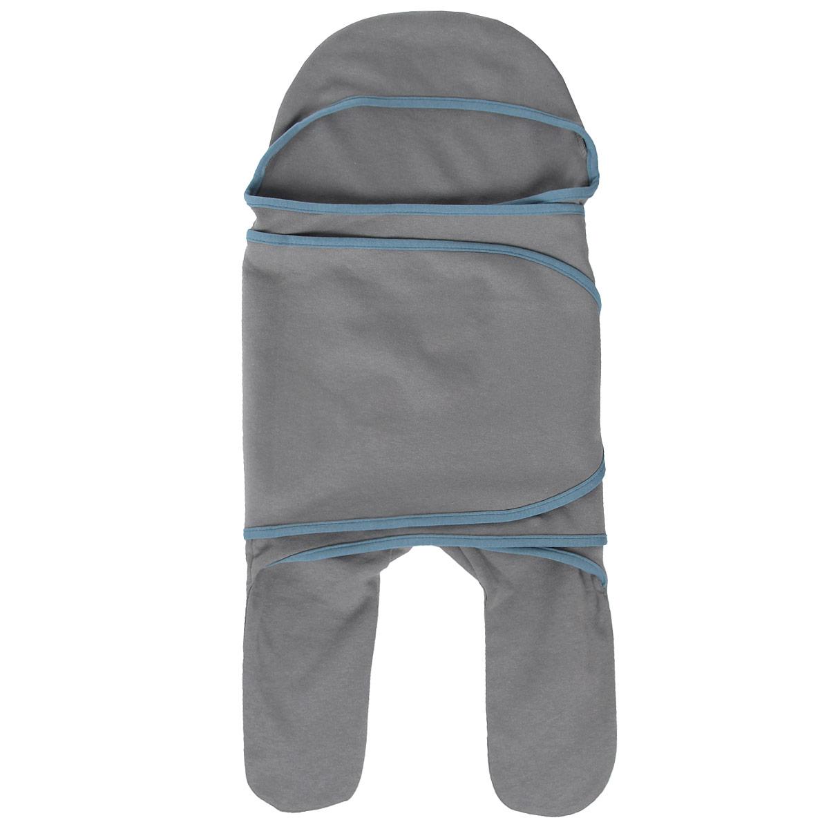 Комбинезон домашний9542Удобный легкий комбинезон-конверт Mums Era Муссон послужит идеальным дополнением к гардеробу младенца. Комбинезон изготовлен из 100% хлопка, благодаря чему он необычайно мягкий и легкий, не раздражает нежную кожу ребенка и хорошо вентилируется, а эластичные швы приятны телу малыша и не препятствуют его движениям. Благодаря штанинам комбинезон удобен для поездок малыша в автокресле или в люльке (где его нужно пристегнуть), а также для сна на прогулке, когда малышу нужно спеленать ручки, чтобы он сам себя не разбудил. Комбинезон-конверт - удобная и многофункциональная одежда для первых месяцев жизни вашего малыша. С этим комбинезоном спинка и ножки малыша всегда будут в тепле, в нем ваш ребенок всегда будет в центре внимания!