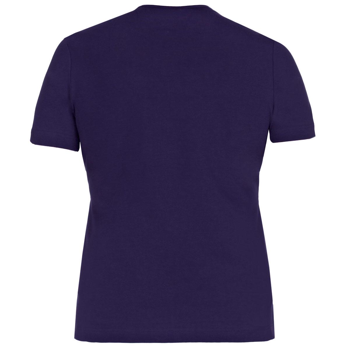 Футболка женская. 305623056Однотонная женская футболка Mondigo прекрасно подойдет для повседневного использования. Она выполнена из мягкой вискозы, приятная на ощупь, не раздражает кожу и хорошо вентилируется. Модель с V-образным вырезом горловины и короткими рукавами декорирована небольшой металлической нашивкой в виде логотипа бренда. Мягкий трикотаж и приталенный силуэт эффектно подчеркивают фигуру. Высокое качество обработки швов, от ворота до груди имеется дополнительная внутренняя вставка для хорошей посадки изделия. Эта футболка - идеальный вариант для создания образа в стиле Casual.