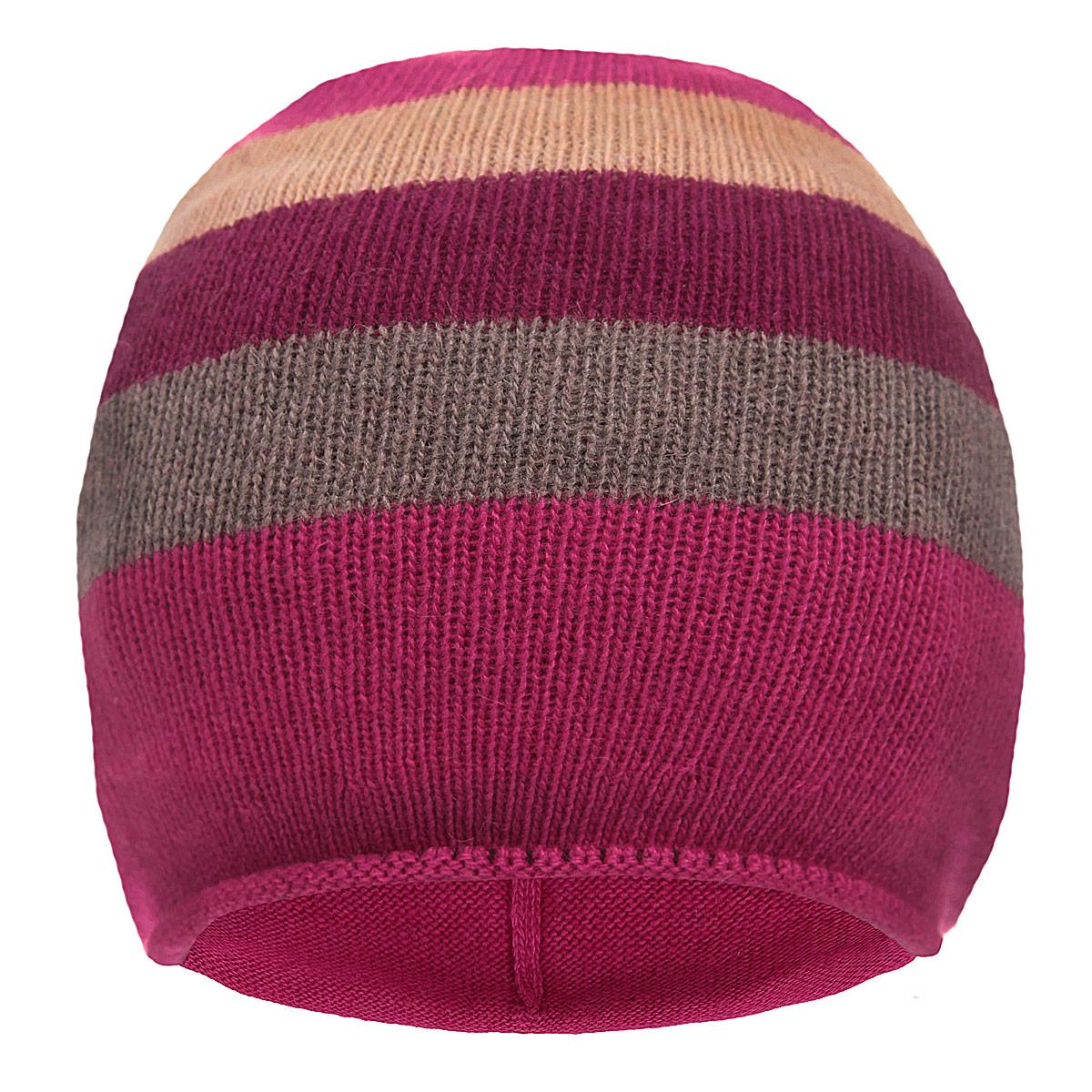 Шапка3443290Стильная женская шапка Canoe Melanie отлично дополнит ваш образ в холодную погоду. Сочетание шерсти, кашемира и вискозы максимально сохраняет тепло и обеспечивает удобную посадку. Удлиненная шапка оформлена стильными полосками. Такая расцветка позволит вам комбинировать ее с любыми нарядами. Оригинальная модель комфортна и приятна на ощупь, она великолепно подчеркнет ваш вкус. Такая шапка станет отличным дополнением к вашему осеннему или зимнему гардеробу, в ней вам будет уютно и тепло!