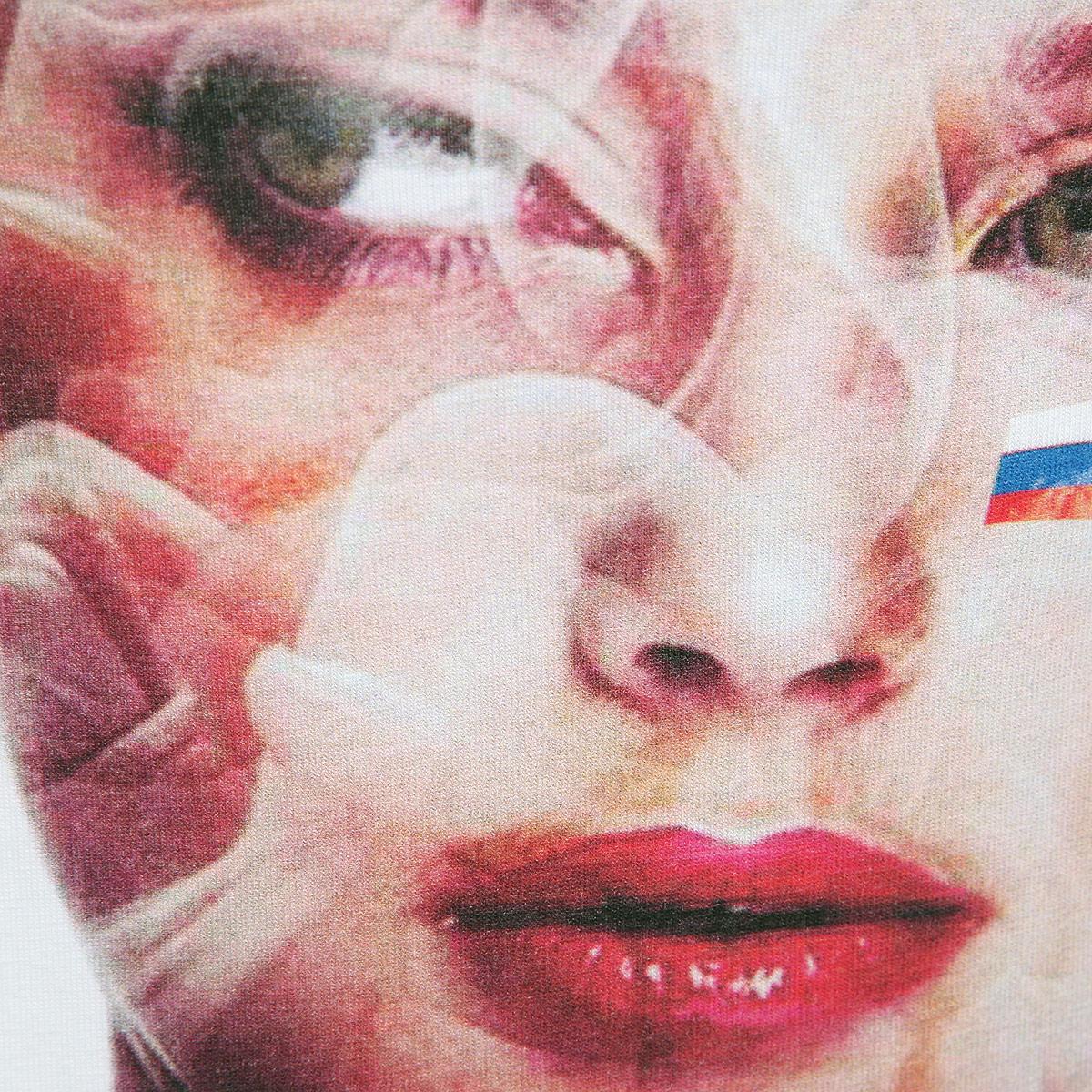 Футболка женская Russian Girl 4