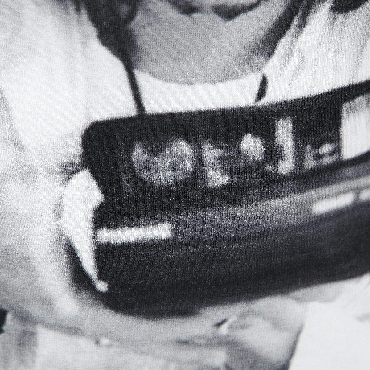 Футболка женская Johnny Depp Polaroid