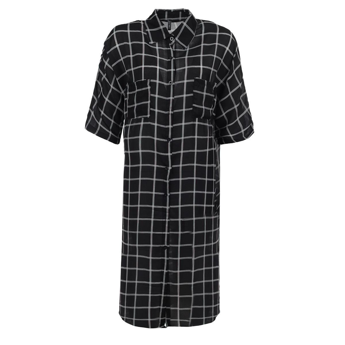 Moltini Платье-рубашка. 16BA011
