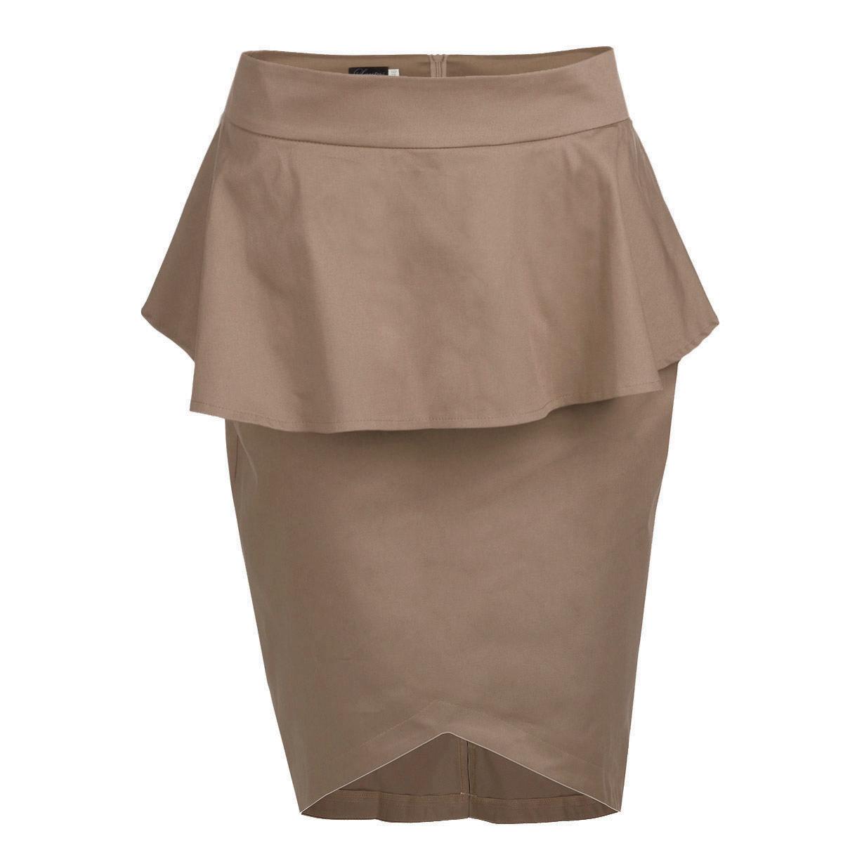 Юбка. ю0162/ю0161ю0161Стильная юбка Lautus изготовлена из плотного материала лаконичного цвета. Юбка длины миди подчеркнет все достоинства вашей фигуры. Модель на широком пришивном поясе оформлена элегантной баской и имеет асимметричный подол. Сзади юбка застегивается на потайную молнию и дополнена небольшим разрезом. Эта модная юбка - отличный вариант как на каждый день, так и на торжественное мероприятие. Она займет достойное место в вашем гардеробе и подчеркнет ваш безупречный вкус.