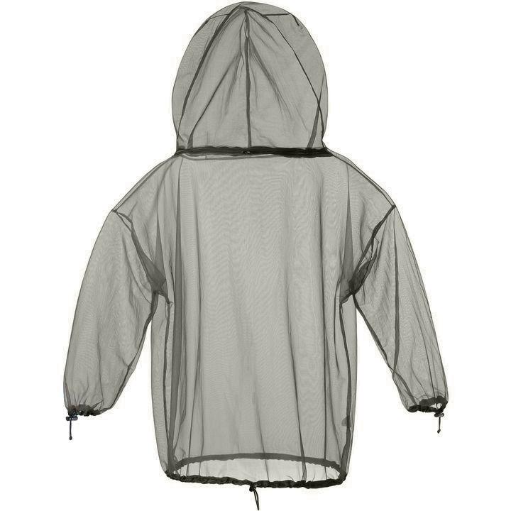 Куртка мужская для защиты от насекомых. 00610057Мужская куртка Coghlans обеспечивает максимальную защиту от комаров и других летающих насекомых! Куртка выполнена из первоклассной мелкоячеистой сетки No-See-Um (100% полиэстер). Сетка отличается огнестойкостью, легкостью, долговечностью и хорошей вентиляцией (1150 ячеек на 2,5 см). Низ рукавов и низ модели дополнены специальными вставками, затягивающимися с помощью эластичных резинок на стопперах. Спереди предусмотрена пластиковая застежка-молния для быстрого доступа к лицу. Застежка-молния на шее, для быстрого доступа к лицу. Размеры приравнены к весу: M (до 91 кг), L (до 109 кг); XL (до 136 кг).