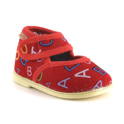 151в4Легкие, домашние тапки от Домашки приведут в восторг вашего ребенка! Модель выполнена из плотного текстиля (вельвета) и оформлена ненавязчивым принтом. Подкладка и стелька выполнены из мягкой байки. Фиксирующий ремешок на липучке гарантирует оптимальную посадку обуви на ноге. Рифление на подошве обеспечивает идеальное сцепление с любой поверхностью. Главная отличительная особенность - усиленный задник, который препятствует деформации задней части верха в процессе носки. Чудесные тапки придутся по душе вашей крохе!