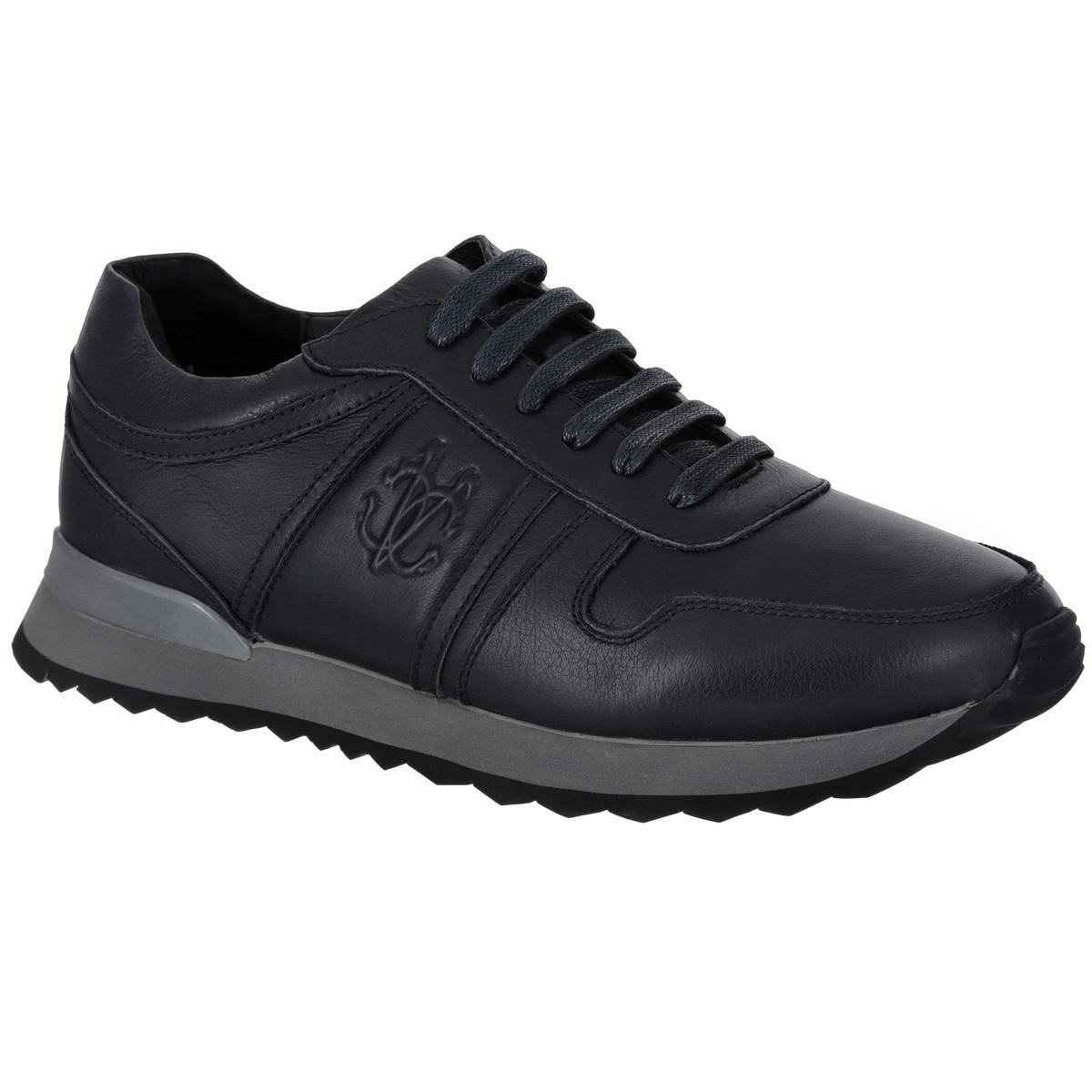 Кроссовки мужские. M23055M23055Модные мужские кроссовки Vitacci займут достойное место в вашем гардеробе. Модель выполнена из натуральной кожи и оформлена декоративным тиснением под рептилию, сбоку - конгревом в виде логотипа бренда. Шнуровка прочно зафиксирует обувь на вашей ноге. Усиленный мыс для более надежной защиты. Съемная стелька EVA с поверхностью из натуральной кожи обеспечивает превосходную амортизацию и комфорт. Подошва с рифлением гарантирует идеальное сцепление с различными поверхностями. Невероятно стильные кроссовки отлично дополнят ваш модный образ.